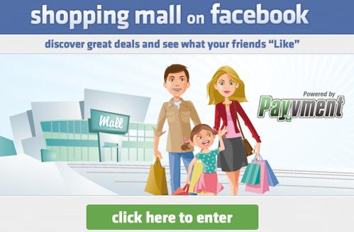 aprire un negozio su facebook