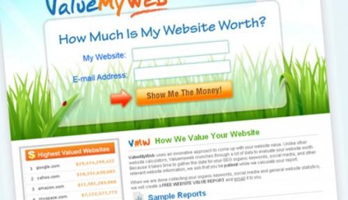valutare un sito web