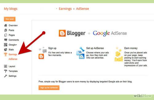 guadagnare con Blogger