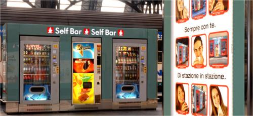 gestire distributori automatici