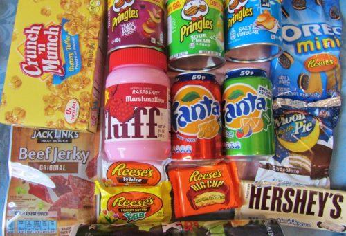 Snack Americani Online - Come Ottenere Snack Deliziosi a Casa Propria.